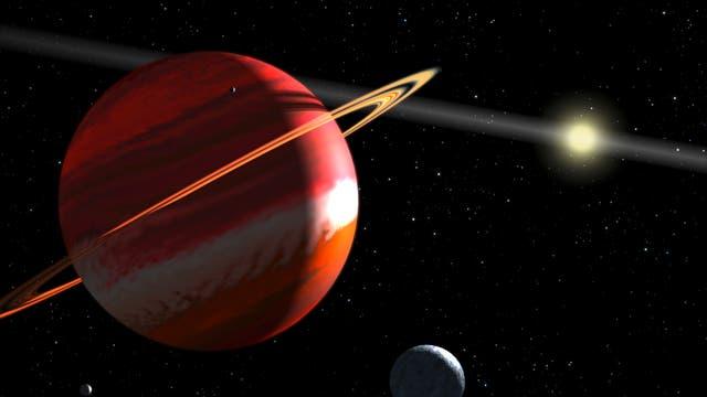 Sieht der Exoplanet so aus?