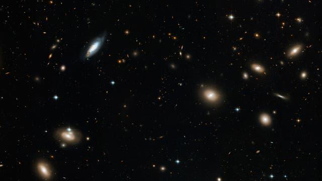 Noch mehr Galaxien im All - das zeigen Deep-Field-Aufnahmen von Hubble und Co
