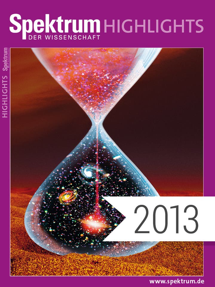 Spektrum Highlights Jahrgang 2013