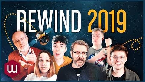 Wissenschaft Rewind 2019 mit @Terra X Lesch & Co @Marius Angeschrien @Breaking Lab und vielen mehr!