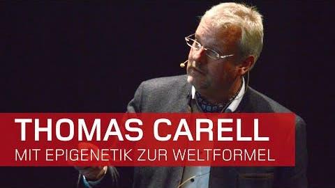Thomas Carell: Mit Epigenetik zur Weltformel / Geist Heidelberg 2019