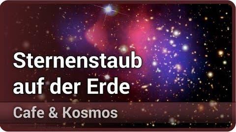 Sternenstaub im antarktischen Schnee • Cafe & Kosmos   Gunther Korsc