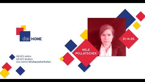"Nele Pollatschek ""Dear Oxbridge"" - dai HOME"