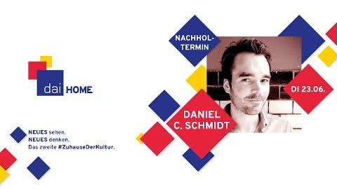 "Daniel C. Schmidt ""This is America"" - dai HOME"