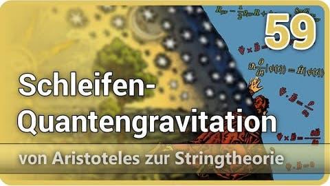 Schleifen-Quantengravitation • Wheeler-DeWitt • Spin-Netzwerk •
