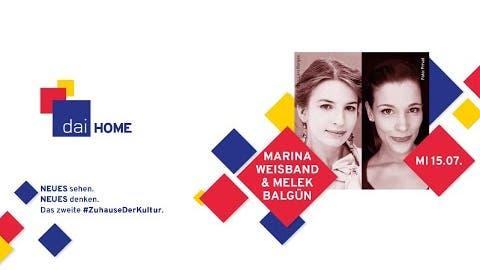 """Marina Weisband & Melek Balgün """"Von Hass-Trollen und Hetz-Riesen"""" - d"""