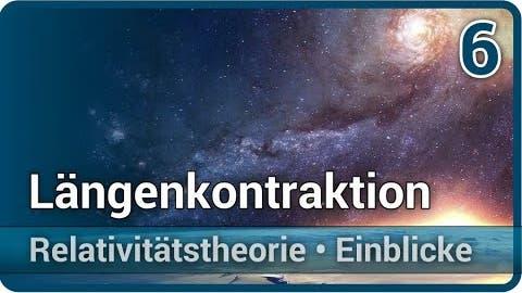 Relativistische Längenkontraktion • Garagenparadoxon