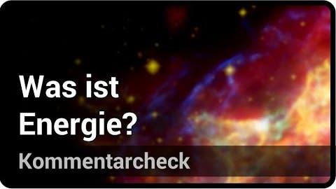 Was ist Energie? | Matthias Bartelmann & Andreas Müller