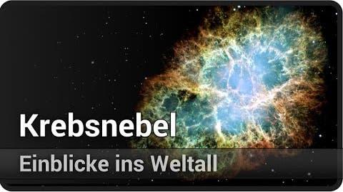 Krebsnebel • NGC1952 • Messier1 • Pulsarwindnebel im Stier • E