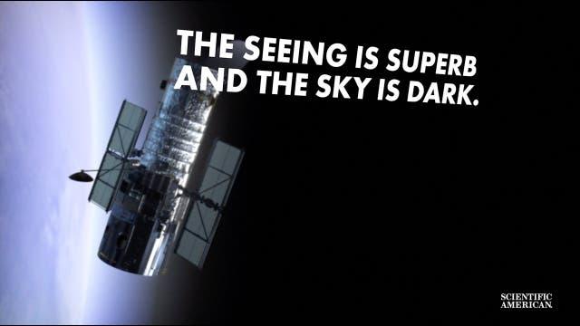 Hubble wird 30