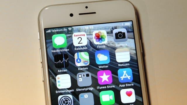 Das Smartphone iPhone7