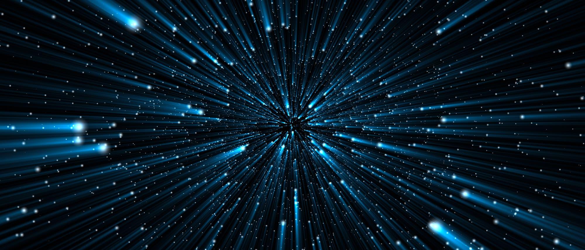 Reise zu fernen Sternen
