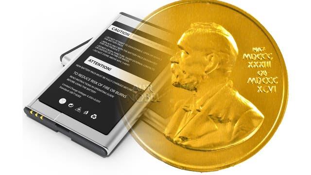 Symbolbild: Nobelpreis für Chemie 2019