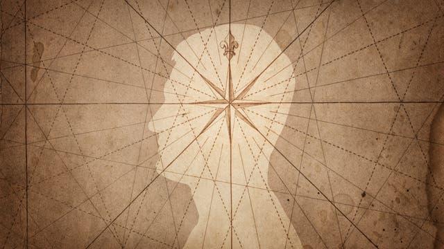 Kopf und Kompass
