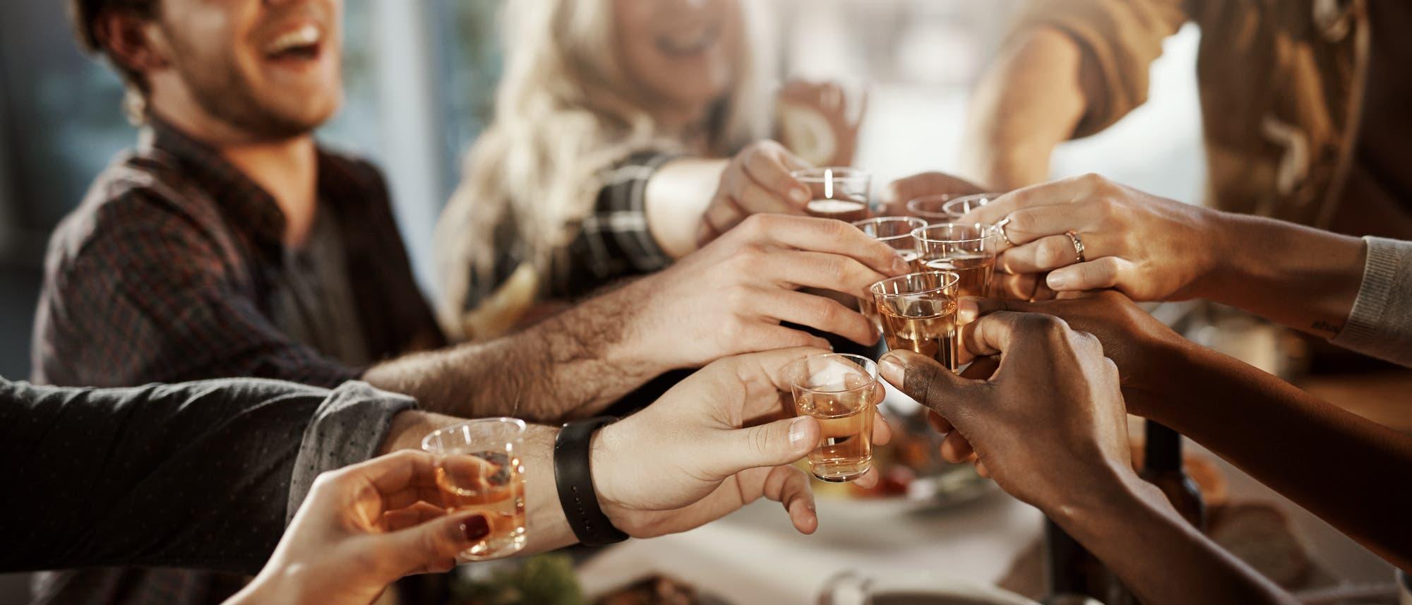 Trinkgelage