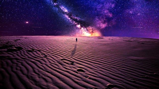 Menschen wird es wohl nicht mehr geben, wenn das Universum vollends erkaltet