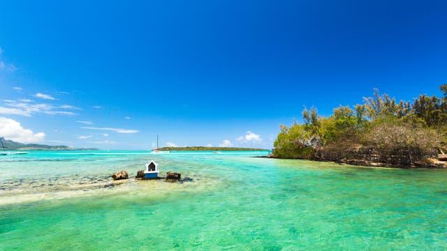 Nahe von Pointe d'Esny auf Mauritius kam es im Sommer 2020 zu einer Ölkatastrophe.