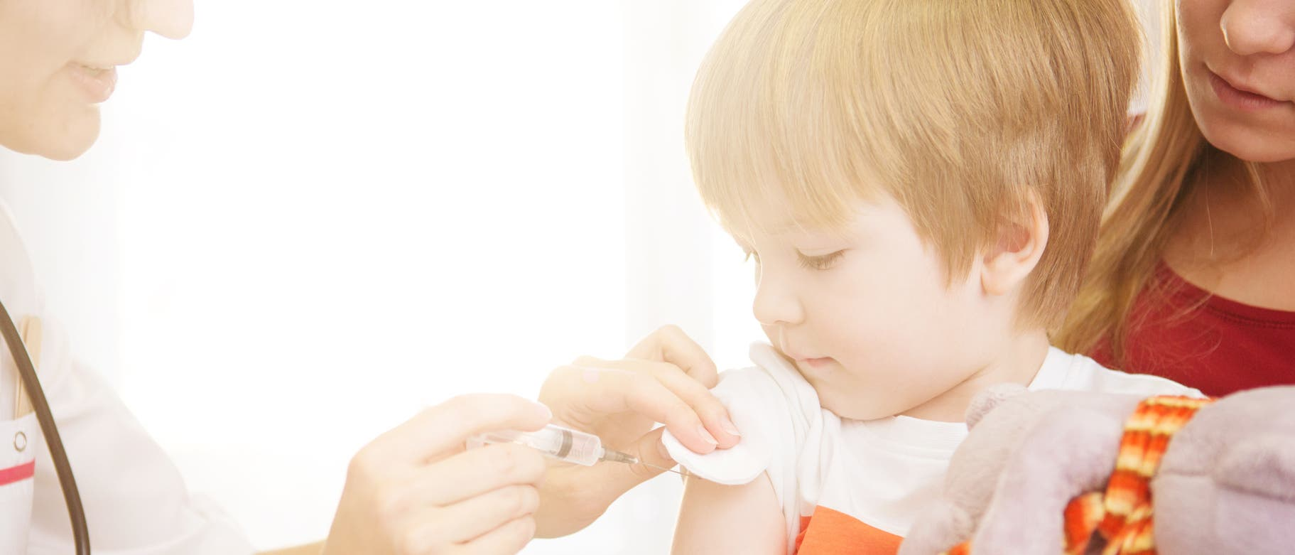 Die Masern-Impfung ist wirksam und sicher.