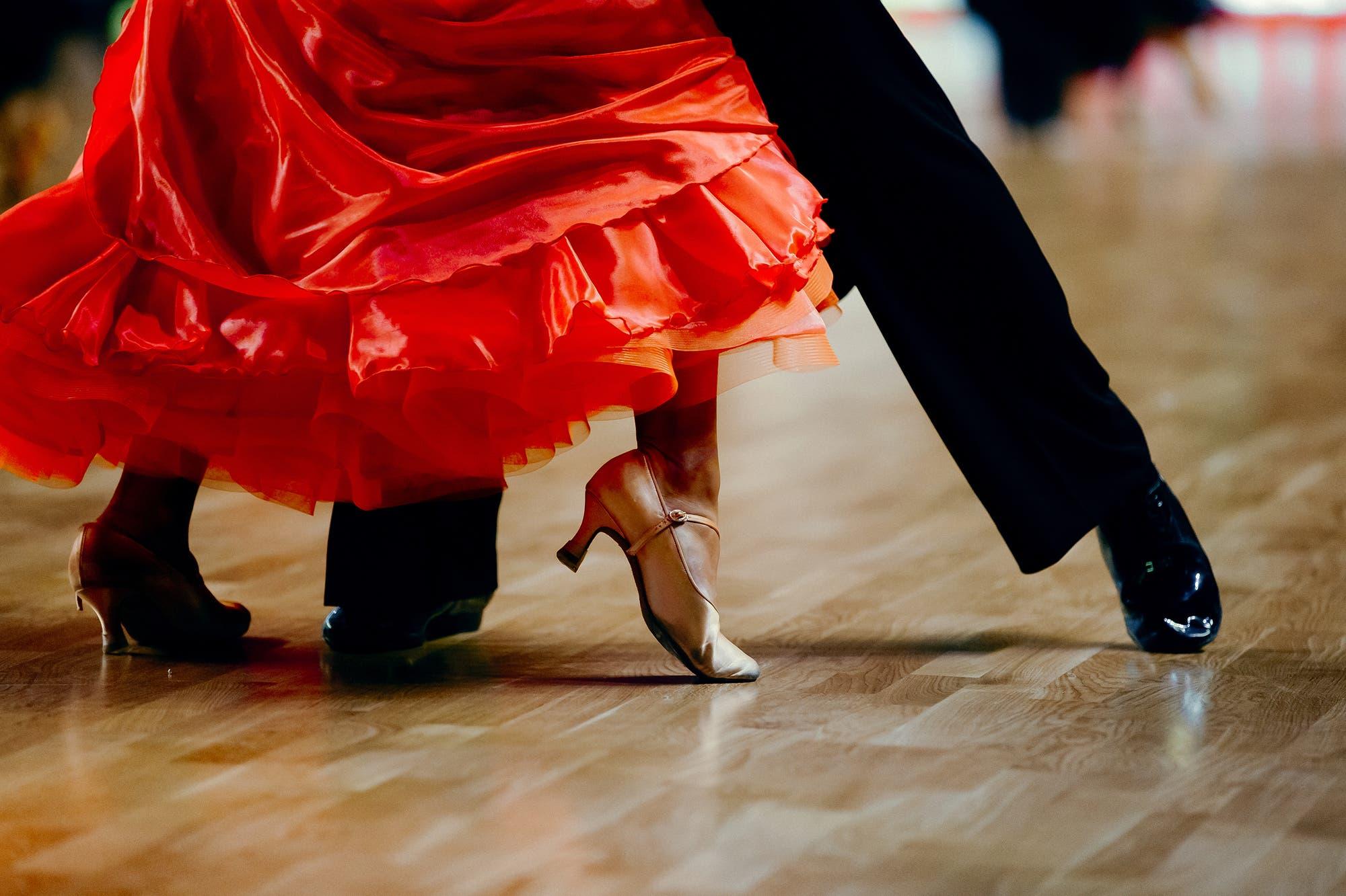 Musik und Tanz hält unseren Körper in Schwung