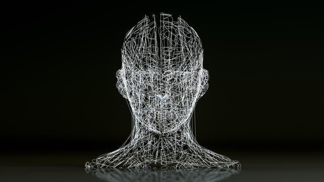 Netzwerk Gesicht