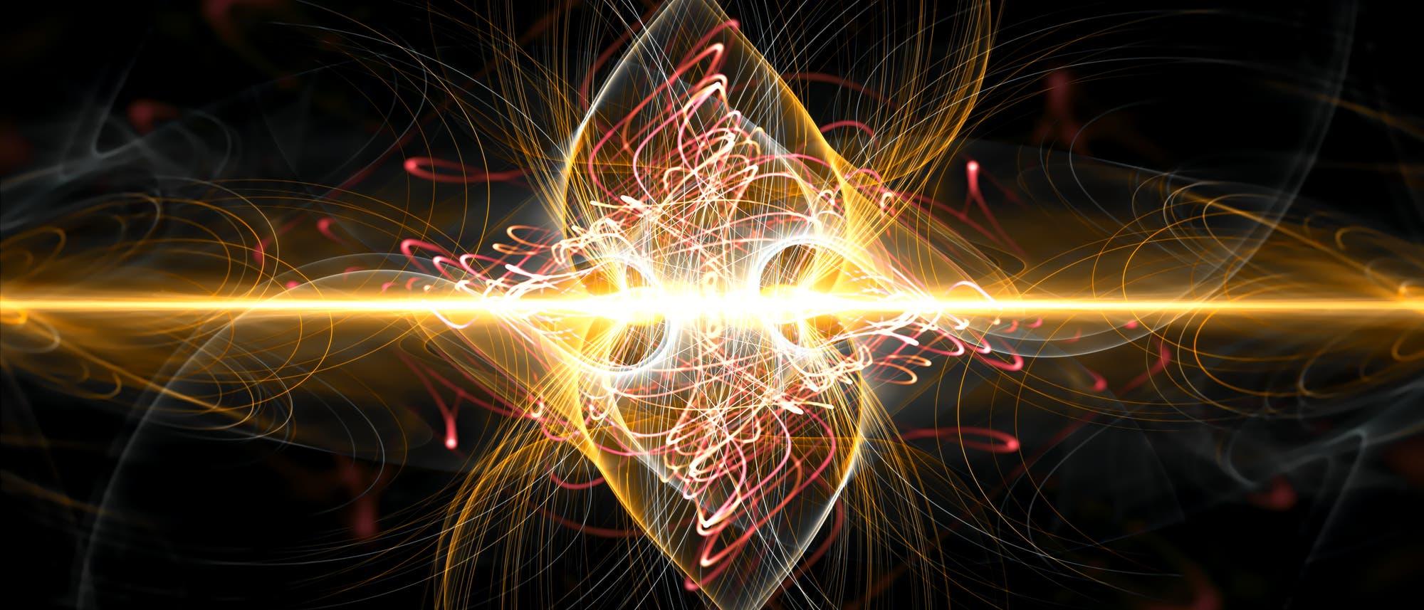 Steckt ein exotisches Quantenfeld hinter der Dunklen Energie?