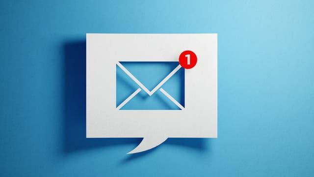 E-Mail, die Killer-App des Internets