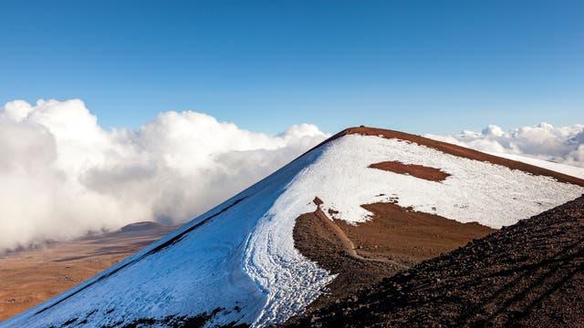Mauna Kea auf Hawaii