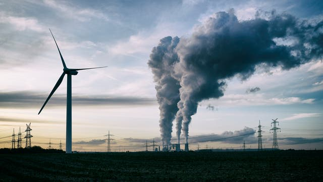 Fossile Energie vs. erneuerbare
