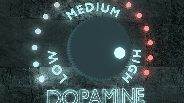 Dopaminlevel