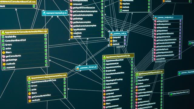 Bei der Software-Entwicklung
