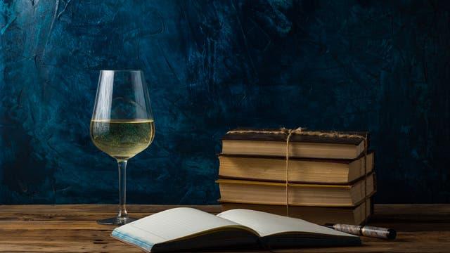 Buch und Wein