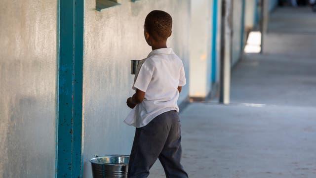 Neun von 10 Kindern im Alter von 0 bis 19 Jahren, die HIV haben, leben in Afrika südlich der Sahara.