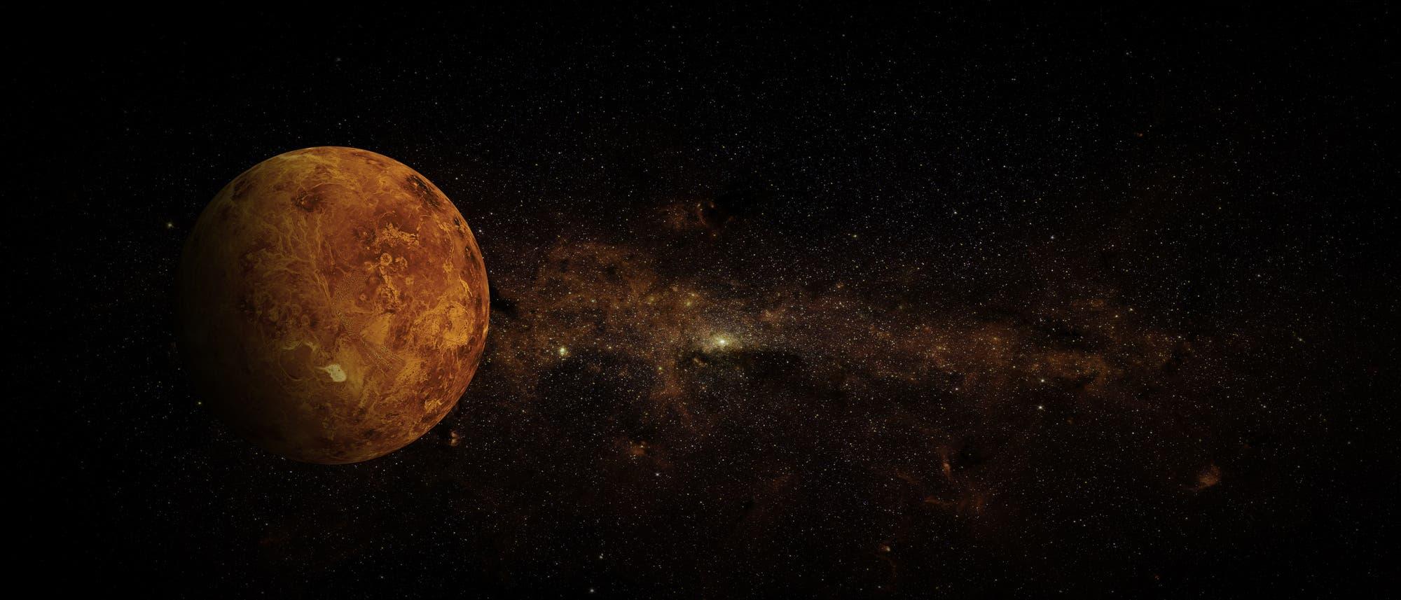 Leben auf der Venus zu finden, ist für viele Forscherinnen und Forscher ein Traum.