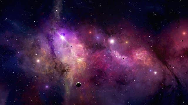 Deep Space (Symbolbild)