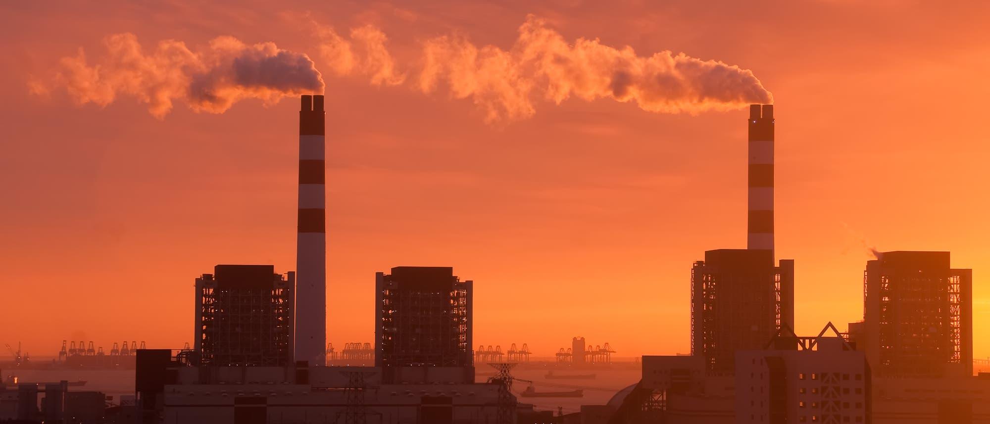 Fabrik in Schanghai