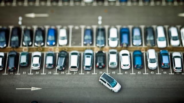 Autos kosten - das Klima und den Besitzer