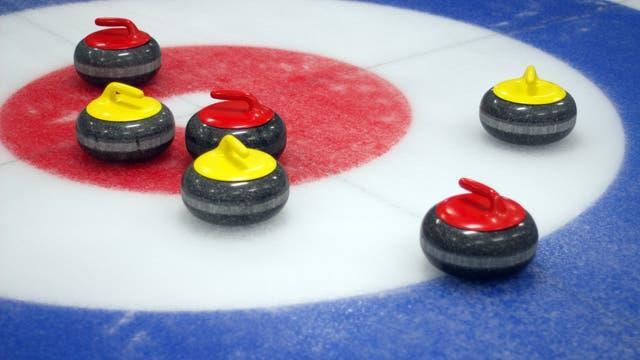 Curling-Ziel