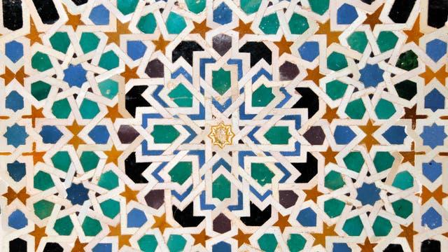 Geometriesches Muster