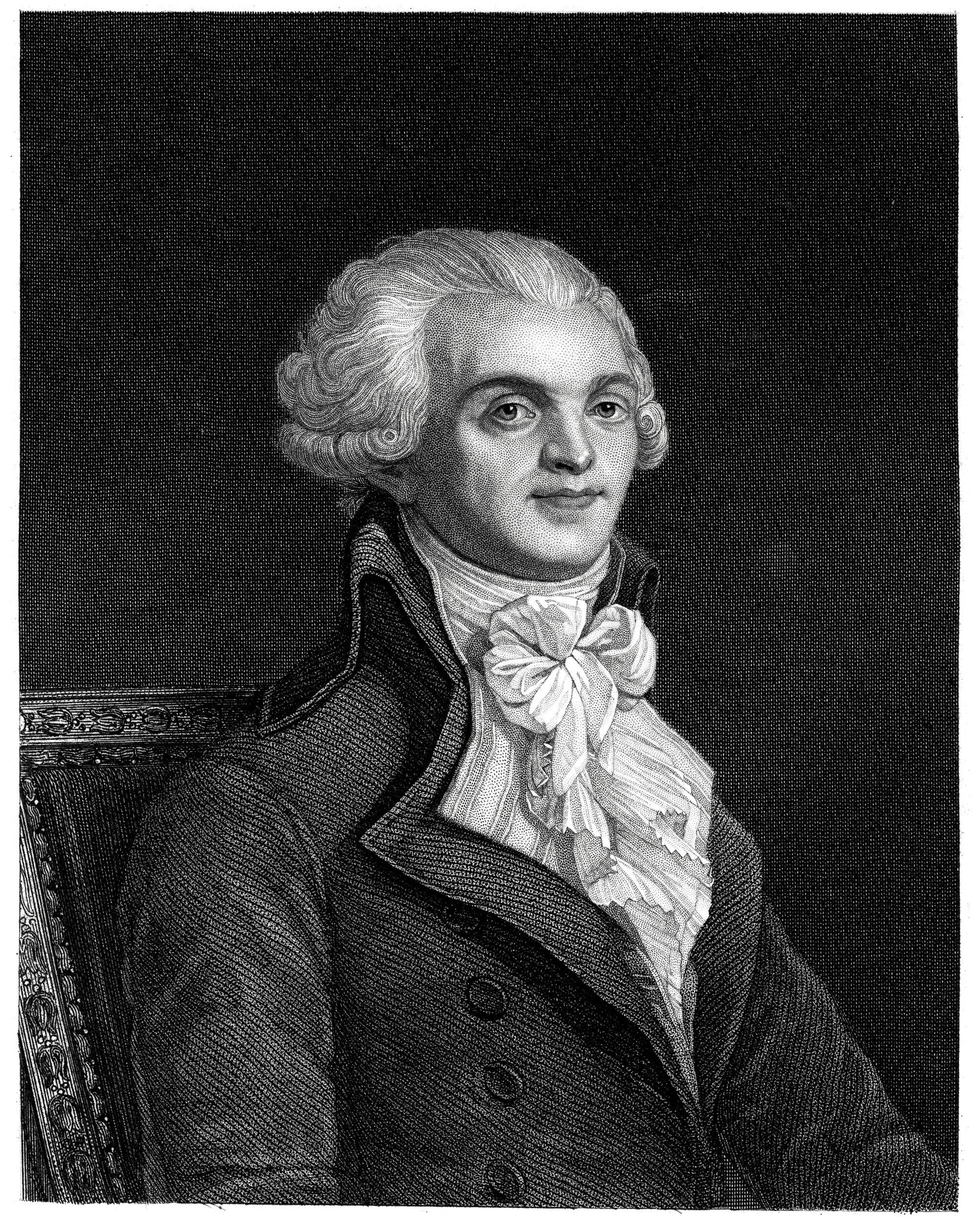 Robespierre, der »Blutrichter der Revolution«