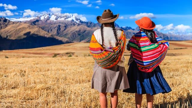 Peruanische Frauen