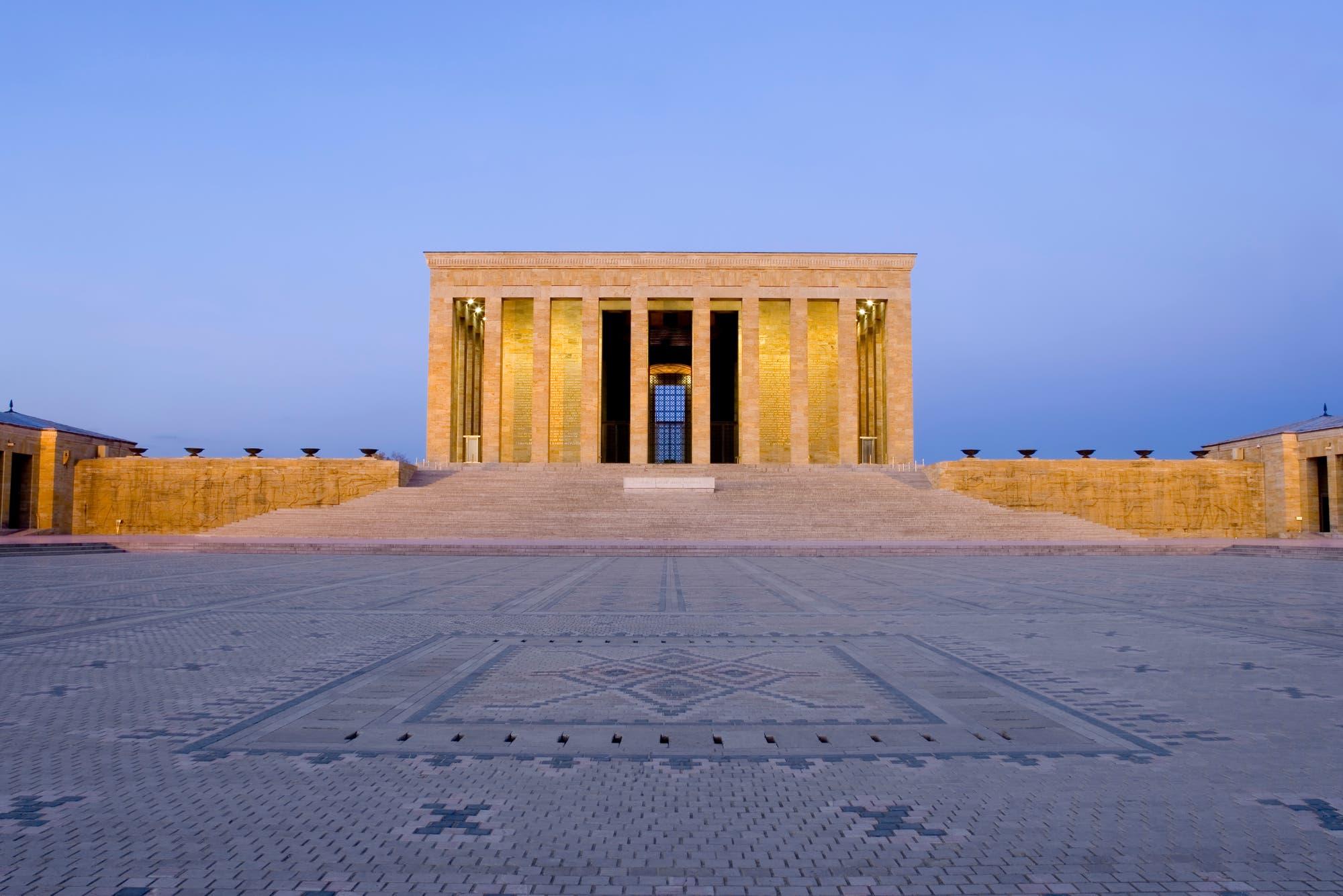 Anıtkabir, Atatürk-Mausoleum bei Ankara