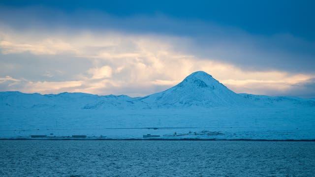 Berg Keilir, Island