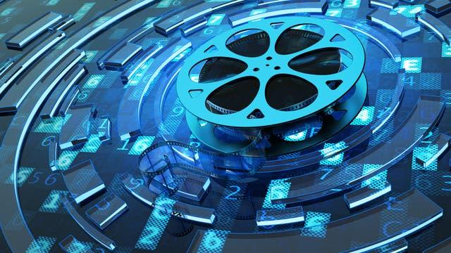 Filme im Computer