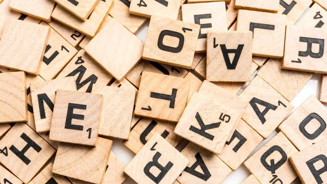 Scrabblebuchstaben