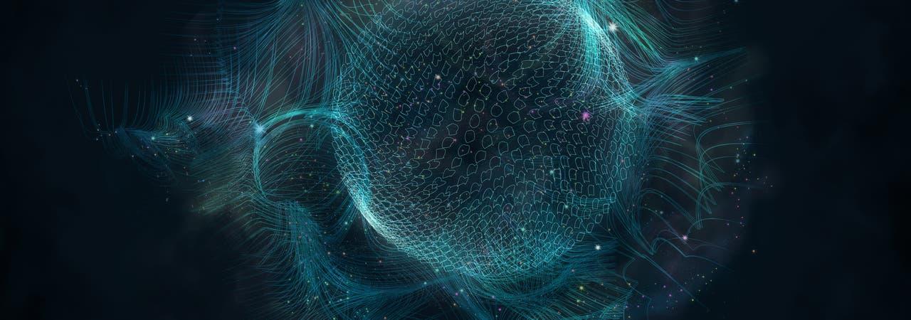 Die Welt besteht aus punktförmigen, eigenschaftslosen Teilchen; die Relationen unter ihnen machen die ganze Physik aus