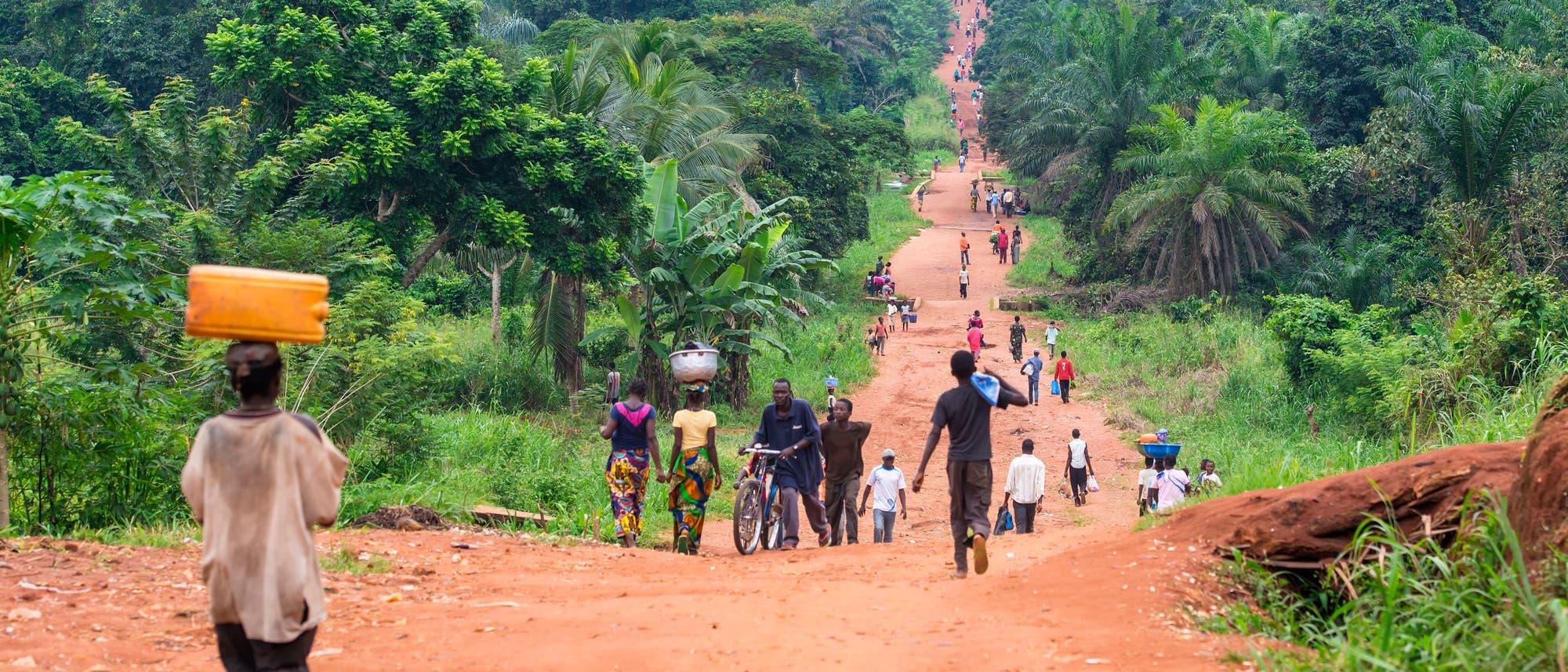 Seit Oktober 2018 sind Tausende Menschen in der Demokratischen Republik Kongo an Masern gestorben.