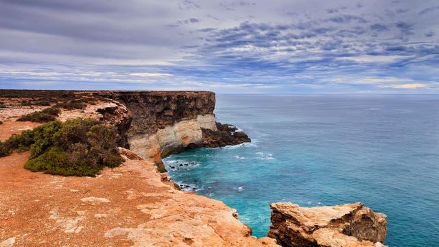 Die Große Australische Bucht gilt als eine Oase für Wale und auch deshalb als schützenswert.