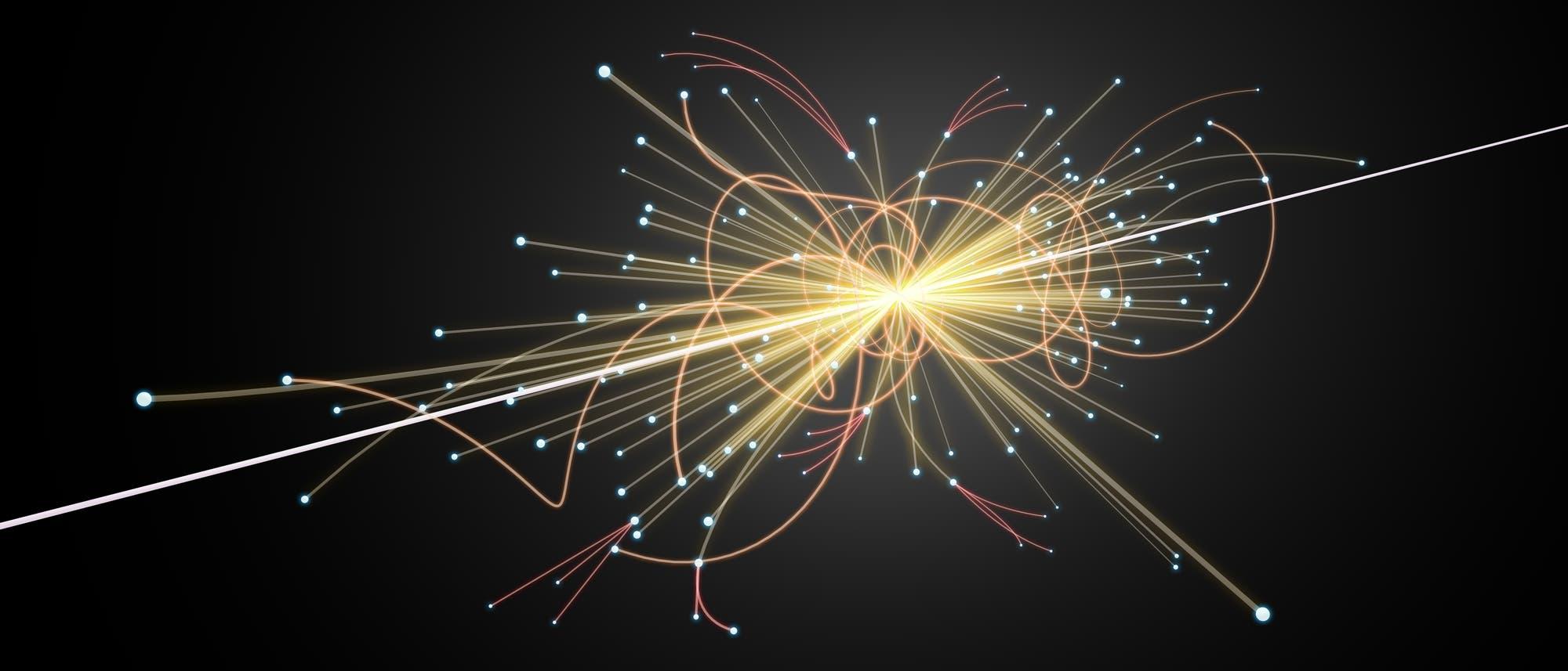 5. Nachweis des Higgs-Bosons