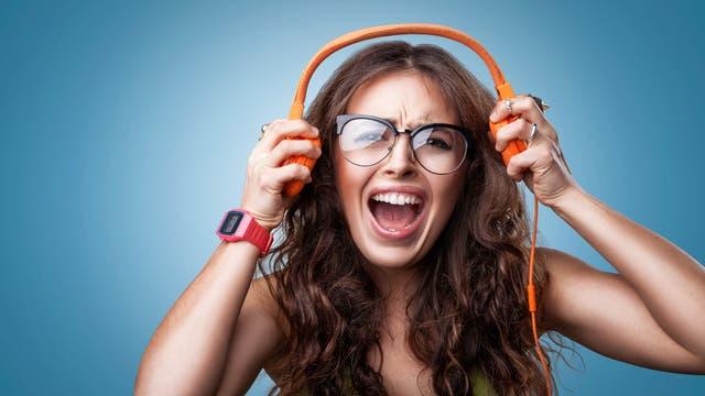 Ohrwürmer nerven, wie also wird man die Melodie im Kopf los?