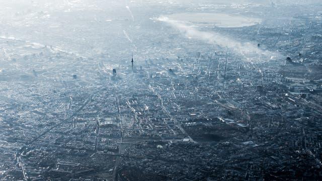 Berlin im Smog